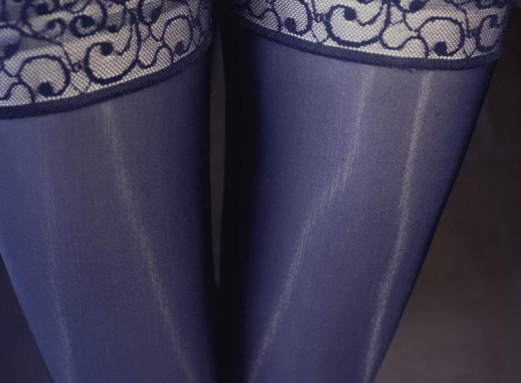 AG Nahtstrumpf hold-up ff stockings
