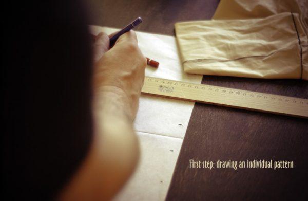 Making of stockings