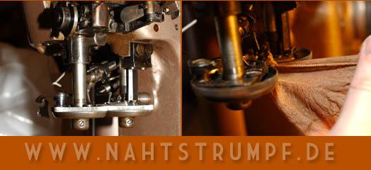 Strumpfnähmaschine AG Nahtstrumpf