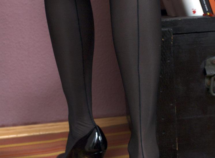 Seamline AG Nahtstrumpf made to measure stockings