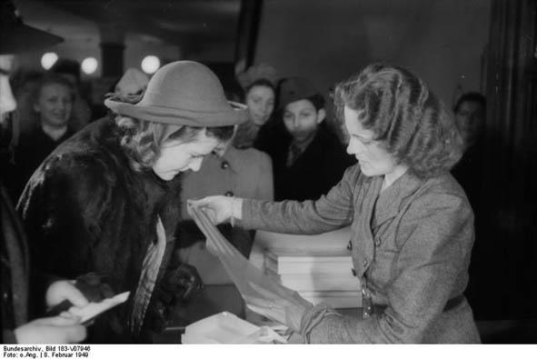 Strumpfkauf DDR