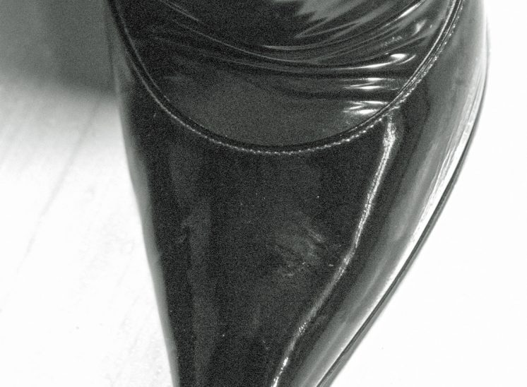 Latex stockings BIG