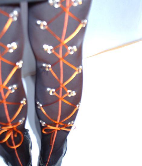 Orange seamline