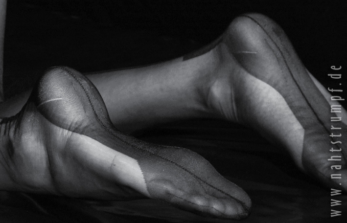 Stockinged Feet